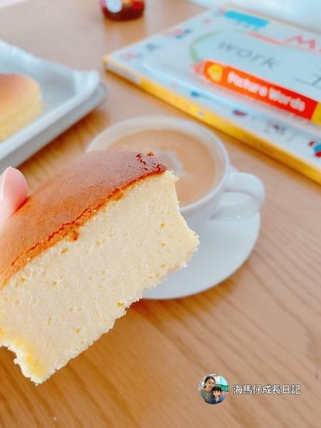 日式芝士蛋糕食譜材料 (6