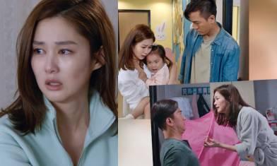 《寶寶大過天》岑麗香演緊張新手媽被網民批太過火 4歲童星梁芯語喊戲被監製力讚