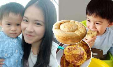 快速食譜7款-兩孩媽媽自製早餐茶點飽肚又健康 材料簡單 免焗步驟少
