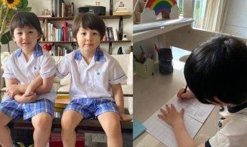 周汶錡安排兩子讀本地名校幼稚園 一個原因棄選國際學校