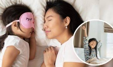 適量噪音助孩子睡得好、提升專注力 爸媽必學「粉紅噪音」增成效