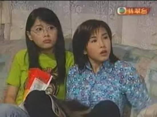 (TVB劇集《陀槍師姐》電視截圖)