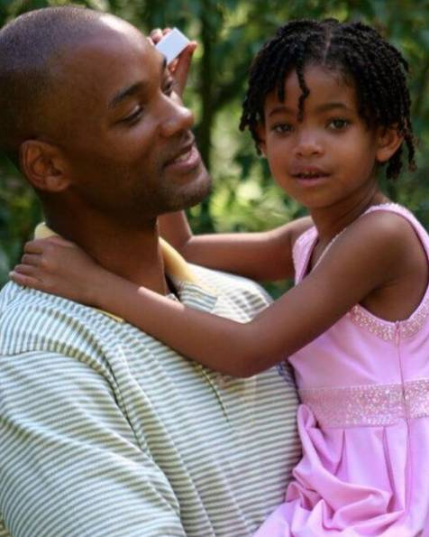 著名的荷李活演員,威爾·史密斯(Will Smith)的女兒亦取其名維洛·史密斯(Willow Smith)。(圖片來源:Willow Smith@IG)