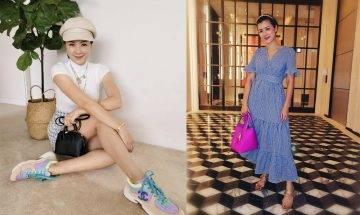 陳茵媺Hermès手袋換不停 限量版手袋更被指與甘比同款!