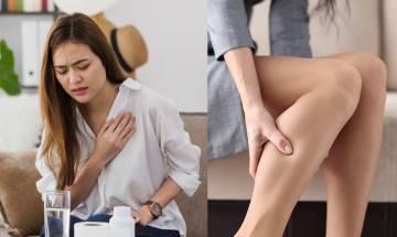 下肢水腫可能是心臟衰竭警號 死亡率可達35% 附症狀及測試方法