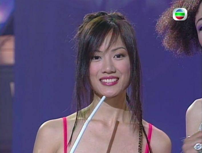 高才生選港姐入行已21年(TVB電視截圖)