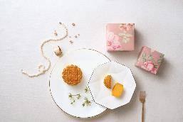 朗廷月餅(圖片來源:香港朗廷酒店)