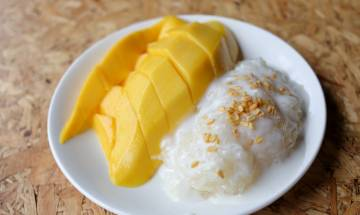 芒果糯米飯食譜- 椰香撲鼻+香甜軟糯!毋須飛去泰國可在家自製