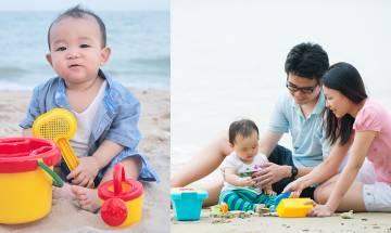 兒子沙灘玩具被男童據為己有喊爆 對方家長斥太緊張 港媽一招反擊護子