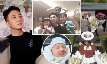 林生斌3妻兒被保姆困於火海 41歲再婚誕女!網民將新歡起底+前舅仔指控扮情深