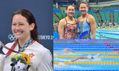 【東京奧運】混血飛魚何詩蓓100米自由泳破亞洲紀錄入決賽 必睇鮮為人知9件事