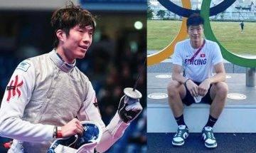 張家朗香港劍擊王子 奪得奧運金牌  創港隊最佳成績!曾就讀狀元中學 後轉林大輝中學 |東京奧運
