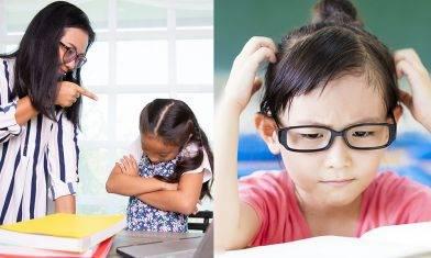 老師當面投訴女童進度慢 感困擾  媽媽斥年輕老師欠熱誠 令女兒畏懼上學
