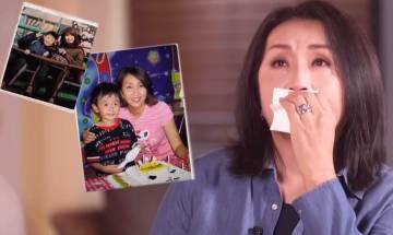 單對單|62歲陳秀珠做單親媽媽21年  「御用阿媽」宣布離巢、歎感情事太麻煩