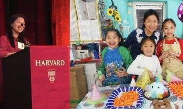 哈佛媽媽從律師轉職教育界 分享5招教出愛思考、富主見的優秀孩子【KISSMOM專訪】