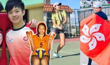 【東京奧運】10個運動員出身藝人:陳卓賢為排球港隊奪佳績、陳展鵬是隱藏高手