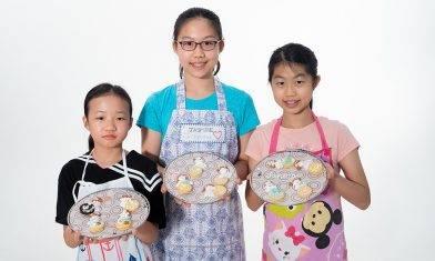 烘焙工作坊3小時製馬林糖  麻糬曲奇+扑扑朱古力球|KISS試堂