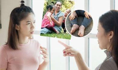 媽媽:孩子坐地弄髒衣服像乞丐 訓斥未婚老師不識教