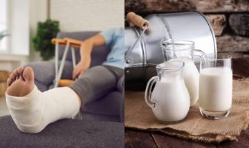 5種高鈣補鈣食物推薦|營養師:牛奶補鈣吸收率僅3分1 多喝或有反效果
