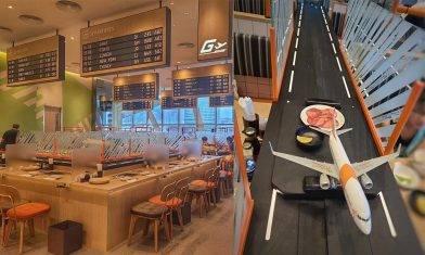 尖沙咀機場餐廳 飛機跑道送餐最平98蚊起 和牛燒肉放題店