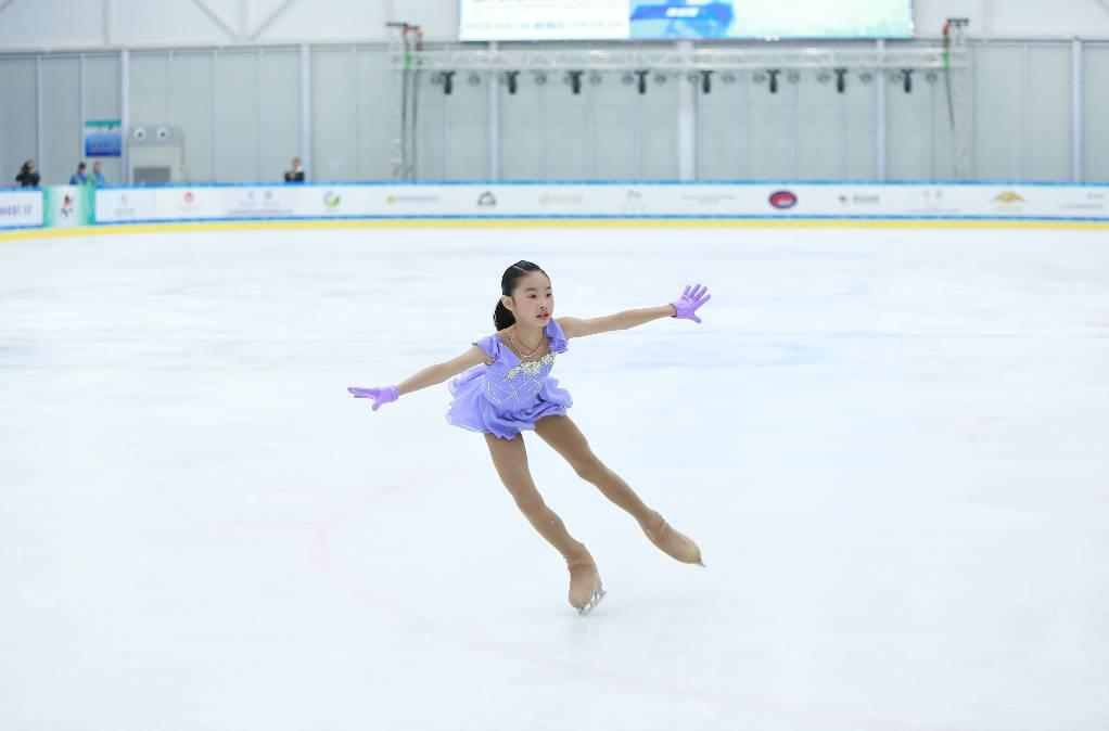 溜冰有兩大好處 望為港出戰冬季奧運(圖片來源:受訪者提供)