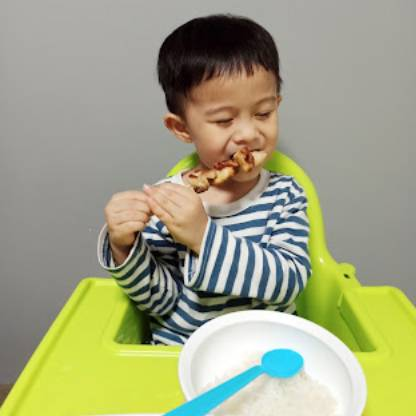 星期四幼兒食譜:惹味雞串(圖片來源:Kylife媽媽)