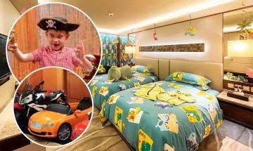 海景嘉福洲際酒店28折 海洋探險+恐龍世界親子主題房 連自助早餐2大2小 $300/位