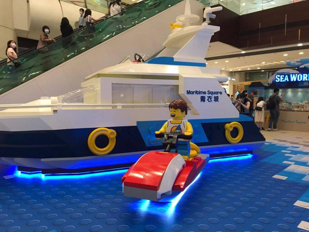 水上電單車(圖片來源:TLY)