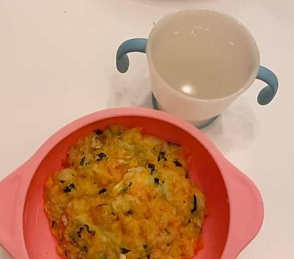 BB加固食譜-芝士藜麥飯。(圖片來源:楊秀惠IG截圖)