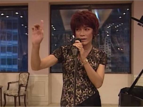 愛使錢買高質音響 當年離巢TVB全因錢字(圖片來源:TVB劇集《先生貴姓》電視截圖)