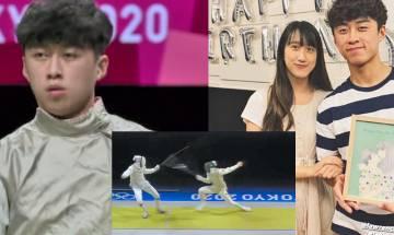 【東京奧運】吳諾弘奧運表現一鳴驚人不慎受傷  IG長文講賽後心情勁感觸
