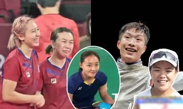 東京奧運|8位香港運動員自爆奧運獎金用途:蘇慧音翻新爸爸球館 謝影雪助流浪動物
