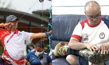 東京殘奧(帕奧)|49歲危家銓首次出征 曾被推落路軌遭輾斷腳 家人1招與他找到第二人生