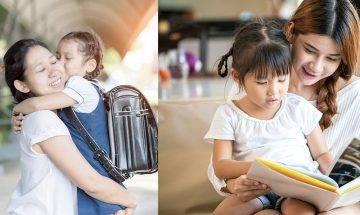 開學準備|擔心孩子有分離焦慮 KOL媽媽建議3招+9大繪本推介|問問媽媽