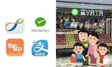 消費券優惠|7大連鎖超市百貨優惠一覽表