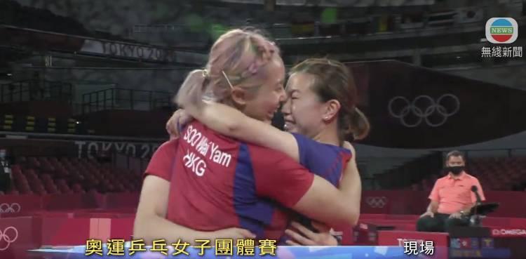 與女兒訂下三年承諾 父愛母愛超越期限(圖片來源:TVB新聞電視截圖)