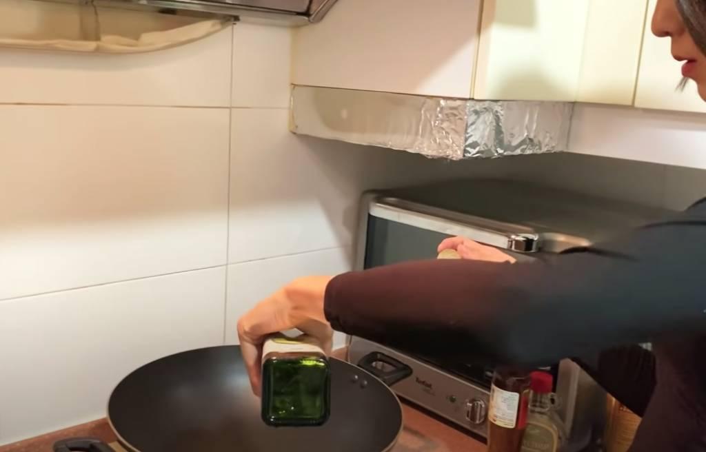 羅漢齋食譜做法(圖片來源:鍾嘉欣YouTube Channel影片截圖)