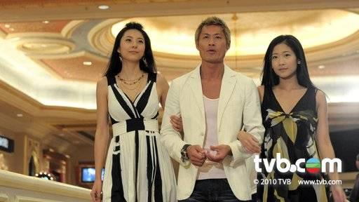 黃德斌飾演《誘情轉駁》中的大反派高忠榮(圖片來源:TVB)
