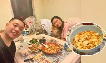 麻婆豆腐食譜-鮮香惹味易送飯 殘奧羽毛球銅牌得主陳浩源教整