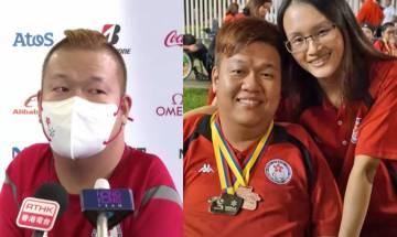 東京殘奧|梁育榮摘硬地滾球銅牌 天生患病曾被白眼 1招追到助教老婆