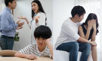 《早霸王》|2孩港爸食軟飯2年 揼邪骨 解釋做錯事理由 森美斥:黐線