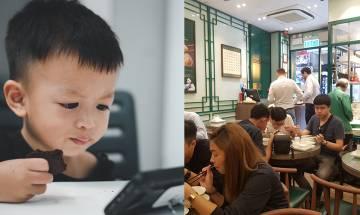 電子奶嘴助3歲仔餐廳平靜停止尖叫 旁人不屑鬧縱容 港媽撰文公開心酸原因