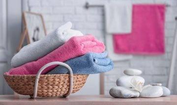 毛巾一星期無洗 含菌量如坑渠|全新耐洗紙乾濕兩用 能重複水洗5次 減少細菌滋生
