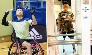 東京殘奧(帕奧)羽毛球猛將陳浩源摘銅 賽後感激母親 稱她是「神奇媽媽」