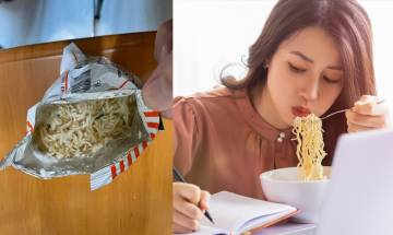 懶人煮麵法:袋裝加熱水免洗碗 檢查4款常見即食麵是否適用