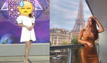 香港小姐2021|冠軍大熱26歲陳聖瑜慘生「眼挑針」變獨眼龍!被爆生活富貴黑歷史樣貌大不同