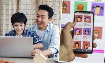 多元教育提升孩子創造力 12歲仔畫數碼畫 網上拍賣賺過百萬港元 靠爸爸從旁指導
