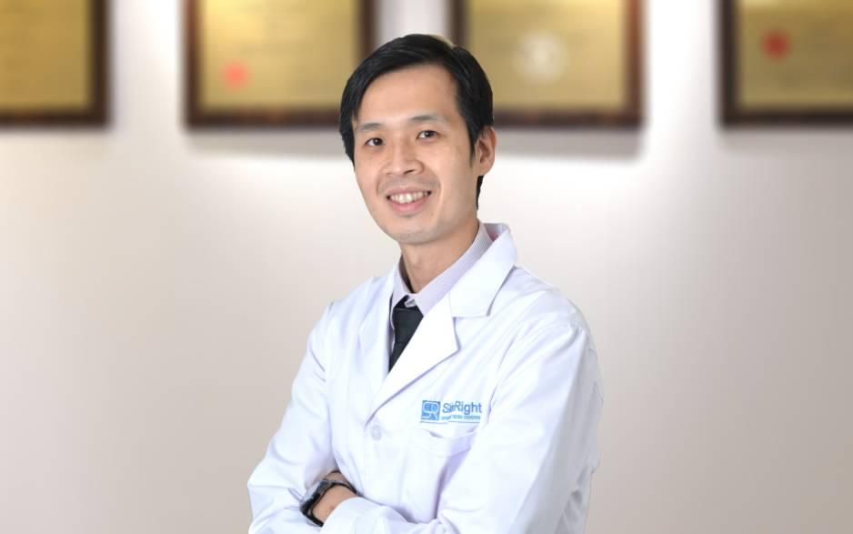 皮膚科專科醫生 黃之鍵,曾於香港政府衛生署皮膚科專科門診 及 明愛醫院內科部就職(圖片來源:黃之鍵醫生)