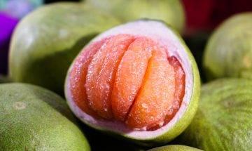 柚子3大好處 與文旦的分別 4種柚子卡路里比較 3種人不能吃