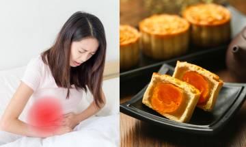 胃潰瘍6大症狀+原因|連續3晚OT月餅當晚餐 27歲女腹痛嘔吐被診胃潰瘍